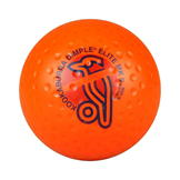 Kookaburra Dimple Elite Hockey Ball Orange