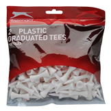 Slazenger Graduated Tees Bumper Pack White