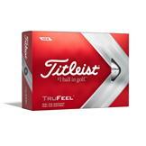 Titleist DT TruSoft 12 Pack Golf Balls White