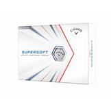 Callaway Super Soft 12 Pack Golf Balls White