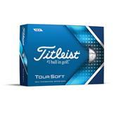 Titleist Tour Soft 12 Pack Golf Balls White