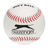 Slazenger Softcore Baseball White