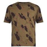 Diem Urban Tee Shirt Camo