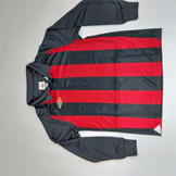 Umbro Jersey Junior Boys Black/Vermillio